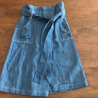 アナスイミニ(ANNA SUI mini)のアナスイミニ  スカート L 130 140(スカート)