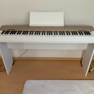 カシオ(CASIO)のカシオ【CASIO】電子ピアノPrivia PX-160GD(電子ピアノ)