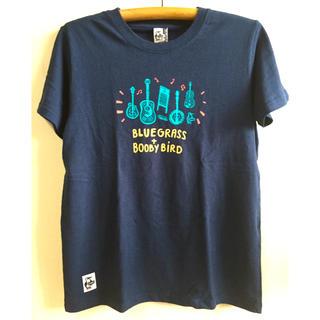 チャムス(CHUMS)の新品 CHUMS Bluegrass Tシャツ チャムス レディース n(Tシャツ(半袖/袖なし))