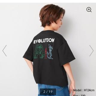ポケモン(ポケモン)のGU ポケモン(Tシャツ(半袖/袖なし))