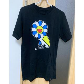 シュプリーム(Supreme)の【美品】村上隆 Takashi Murakami×OVO tee black(Tシャツ/カットソー(半袖/袖なし))