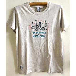 チャムス(CHUMS)の新品 CHUMS Bluegrass Tシャツ チャムス レディース nat(Tシャツ(半袖/袖なし))