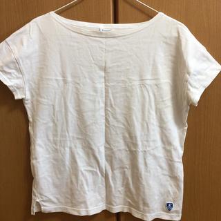 オーシバル(ORCIVAL)の白Tシャツ(Tシャツ(半袖/袖なし))