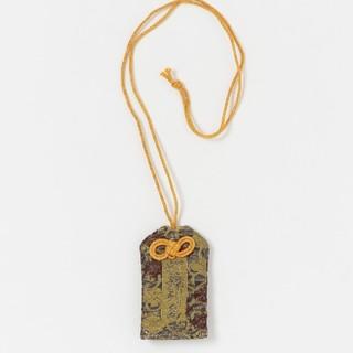 """ニードルス(Needles)のdoublet 20aw 完売品 """"OMAMORI"""" 打舞列島 necklace(ネックレス)"""
