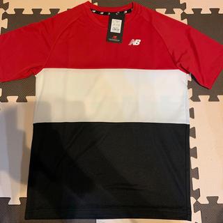 ニューバランス(New Balance)のTシャツ ドライシャツ ニューバランス 運動着 Sサイズ 新品(トレーニング用品)