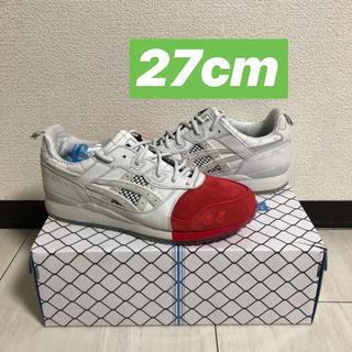 アシックス(asics)の27cm Asics GEL-LYTE Ⅲ × mita sneakers (スニーカー)