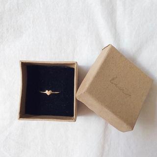 スピックアンドスパン(Spick and Span)のluijewelry orderリング松田未来さん愛用♡(リング(指輪))
