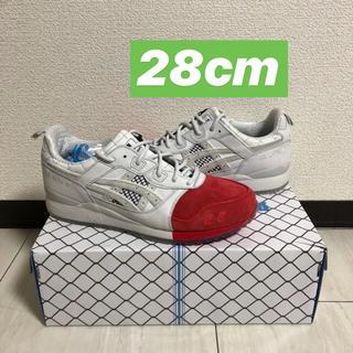 アシックス(asics)の28cm Asics GEL-LYTE Ⅲ × mita sneakers (スニーカー)