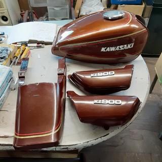 カワサキ(カワサキ)のカワサキ Z900 オリジナルペイント 外装セット(パーツ)