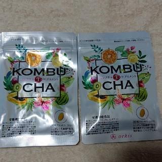 KOMBUCHA生サプリメント (コンブチャ生サプリメント) 30粒(ダイエット食品)