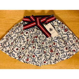 プチバトー(PETIT BATEAU)の美品  プチバトー  スカート  リボン(スカート)
