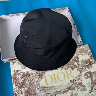 ディオール(Dior)のディオール★リバーシブル オブリーク ボブハット(ハット)