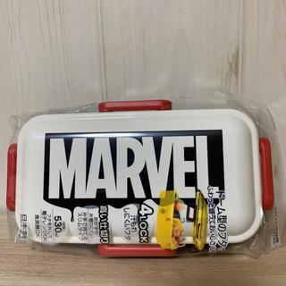 MARVEL☆ふわっと弁当箱 ランチボックス(弁当用品)