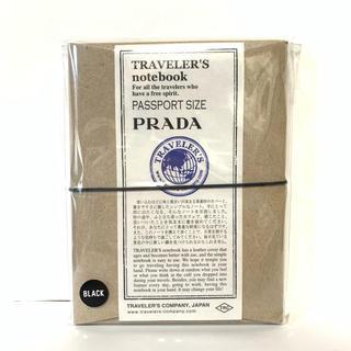 プラダ(PRADA)の最安 PRADA × TRAVELER'S COMPANY(ノート/メモ帳/ふせん)