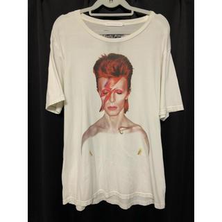 ジィヒステリックトリプルエックス(Thee Hysteric XXX)のTHEE HYSTERIC XXX David Bowie tee(Tシャツ/カットソー(半袖/袖なし))