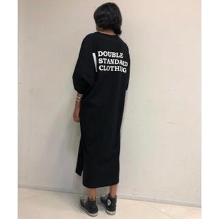 ダブルスタンダードクロージング(DOUBLE STANDARD CLOTHING)のDOUBLE STANDARD CLOTHING タンブラー天竺ワンピース(ロングワンピース/マキシワンピース)