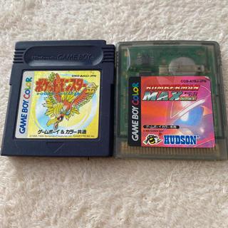 ゲームボーイアドバンス(ゲームボーイアドバンス)のゲームボーイ カラー ソフト(携帯用ゲームソフト)