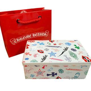 クロムハーツ(Chrome Hearts)のクロムハーツ限定非売品クッキー缶CHROME HEARTSレア品(菓子/デザート)