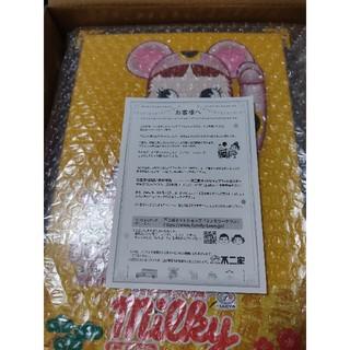 BE@RBRICK 招き猫 ペコちゃん 桃金メッキ 100% & 400%(その他)