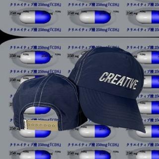 ビームス(BEAMS)のCREATIVE LOGO CAP(キャップ)