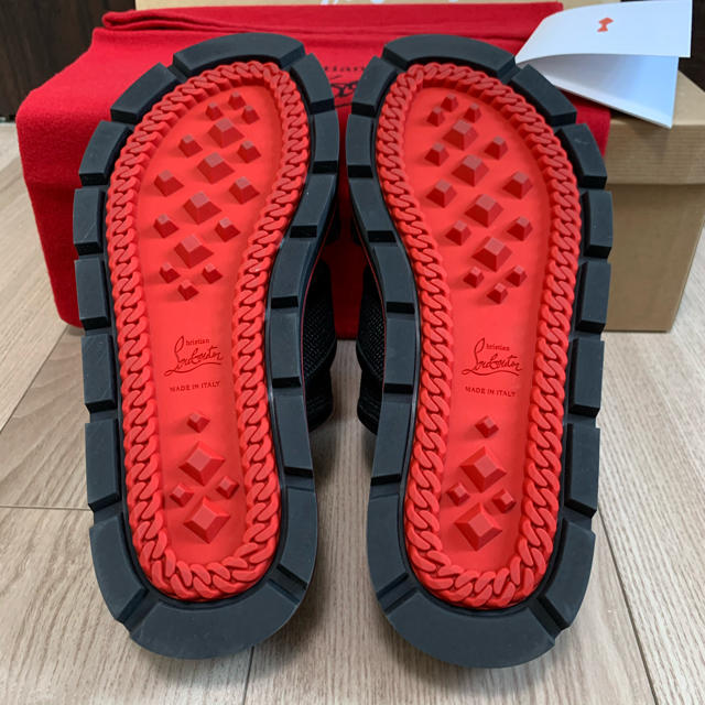 Christian Louboutin(クリスチャンルブタン)の【極美品】26cm クリスチャンルブタン  サンダル Zandal メンズの靴/シューズ(サンダル)の商品写真