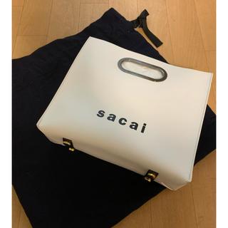 サカイ(sacai)のsacai ショッパーバッグ bag  (ハンドバッグ)