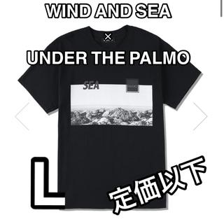 シー(SEA)の定価以下 UNDER THE PALMO wind and sea Tシャツ(Tシャツ/カットソー(半袖/袖なし))