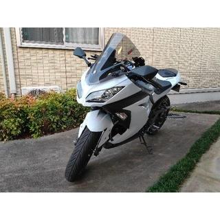 カワサキ(カワサキ)の【だい様専用】ninja250 2013年式 ワンオーナー(車体)