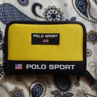 ポロラルフローレン(POLO RALPH LAUREN)のpolo sport ralph lauren 財布(折り財布)