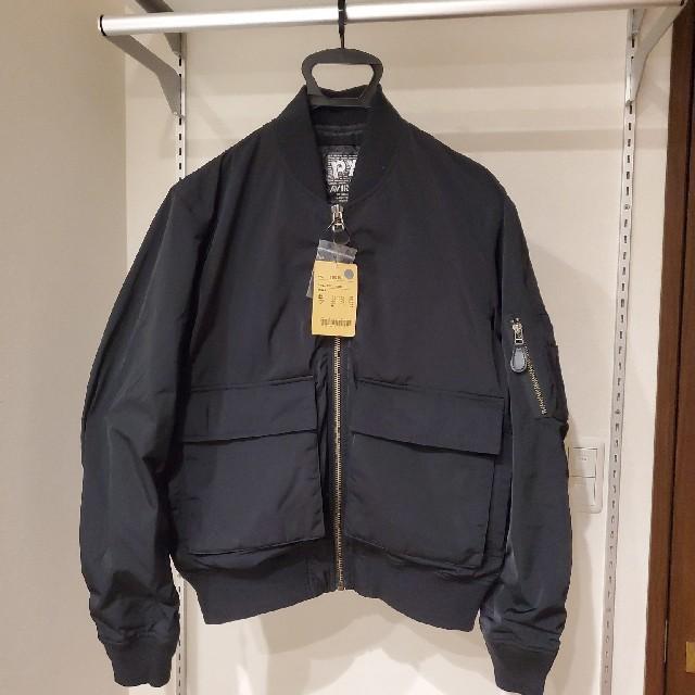 AVIREX(アヴィレックス)の【新品タグ付】AVIREX MA-1 メンズのジャケット/アウター(フライトジャケット)の商品写真