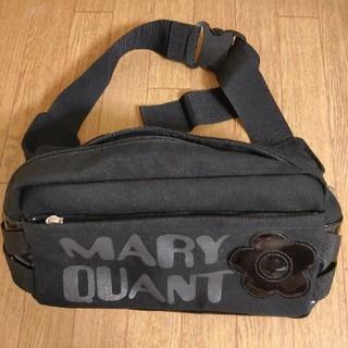 マリークワント(MARY QUANT)のMARY QUANT マリークワント ボディバッグ ウエストポーチ(ボディバッグ/ウエストポーチ)