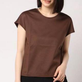 シップスフォーウィメン(SHIPS for women)のSHIPS for woman フレンチスリーブTEEシャツ(Tシャツ(半袖/袖なし))