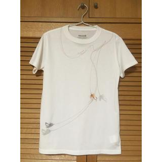 スノーピーク(Snow Peak)のsnow peak 白T 2号サイズ(Tシャツ/カットソー(半袖/袖なし))
