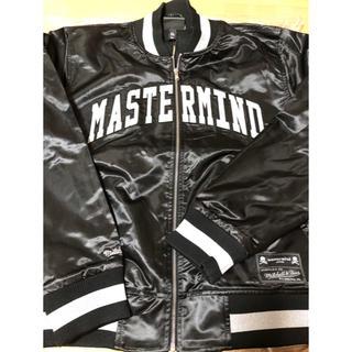 マスターマインドジャパン(mastermind JAPAN)のmastermind mitchell&ness varsityjacket (スタジャン)