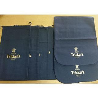 トリッカーズ(Trickers)のTricker's シューバッグ&クロス 靴袋 トリッカーズ(ドレス/ビジネス)