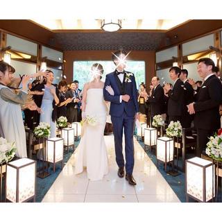 ビームス(BEAMS)の【新品同様】YNS wedding セミオーダー タキシード ネイビー(セットアップ)