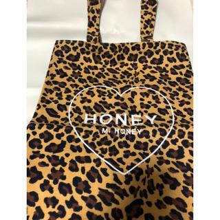 ハニーミーハニー(Honey mi Honey)の【未使用】トートバッグ 【HONEY MI HONEY】(トートバッグ)