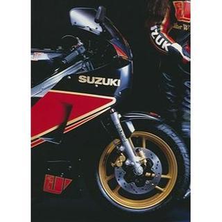 ◆新品◇純正部品◆ スズキ RG500ガンマ◇エンブレム(SUZUKIロゴ)左右