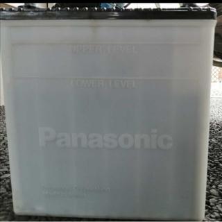 パナソニック(Panasonic)の送料無料【Panasonic】M-42 アイドリングストップ車用バッテ(その他)