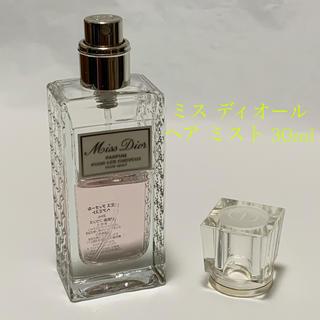 クリスチャンディオール(Christian Dior)のMiss Dior ミス ディオール ヘアミスト 30ml(ヘアウォーター/ヘアミスト)