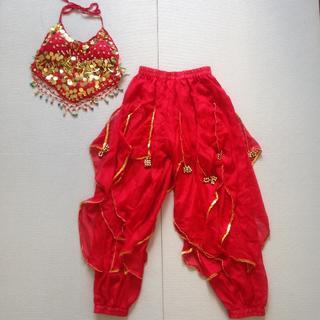 2点セット/衣装/ベリーダンス/アラビアンナイト(衣装一式)
