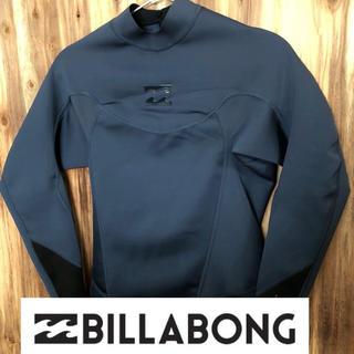 ビラボン(billabong)のビラボン 新品 長袖タッパー BILLABONG ウェットスーツ ウエットスーツ(サーフィン)