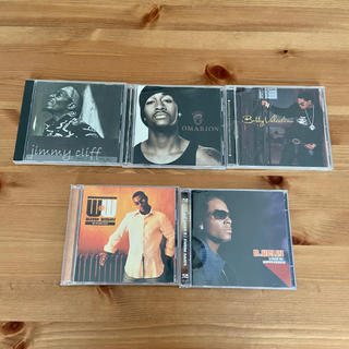 ユニバーサルエンターテインメント(UNIVERSAL ENTERTAINMENT)の洋楽 CD セット まとめ 洋楽CD レゲエ R&B(R&B/ソウル)