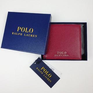 ポロラルフローレン(POLO RALPH LAUREN)のPORORALPHLAUREN 財布(折り財布)