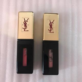 Yves Saint Laurent Beaute - リップ 2本セット価格