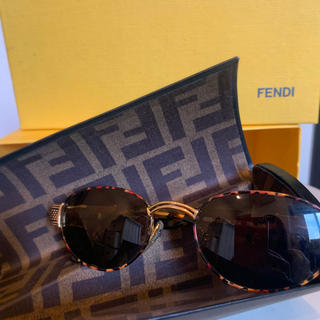 フェンディ(FENDI)のFENDI サングラス 小洒落感❤️(サングラス/メガネ)