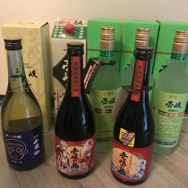 壱岐 麦焼酎 純米吟醸 11本セット 食品/飲料/酒の酒(焼酎)の商品写真