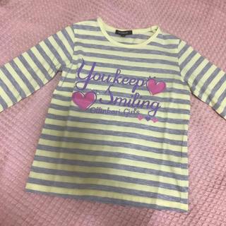 オリンカリ(OLLINKARI)のOLLINKARI 長袖Tシャツ(Tシャツ/カットソー)