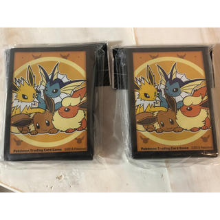 ポケモン - 海外ポケモンセンター限定  ポケモンカード ブイズ カードスリーブ