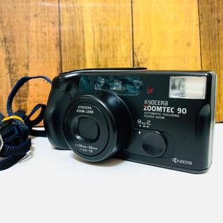 京セラ - KYOCERA ZOOMTEC90 フィルムカメラ